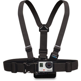 GoPro Hero 3+ Chest Mount