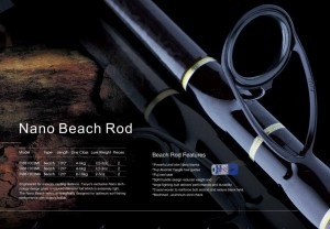 Tairyo Nano Beach Rod