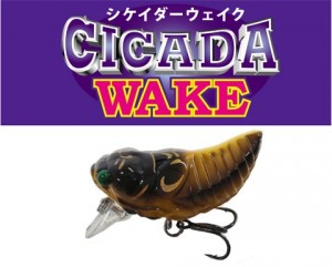 Tiemco Cicada Wake
