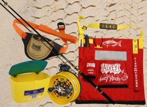 All the Beach Fishing Gear you Need